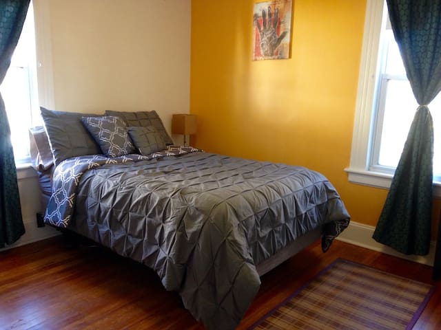 Private Bedroom in Black Rock Neighborhood - Bridgeport - Appartement