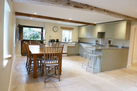 Stunning listed stable conversion, Wiltshire