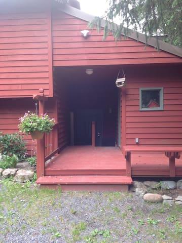 Studio apartment w/private entrance and bathroom. - ซีเวิร์ด