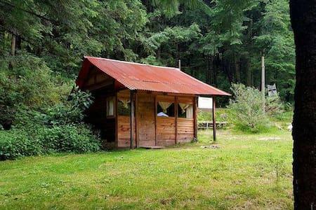 Peña de Lobos, Cabaña chica  para 2 y 4 personas