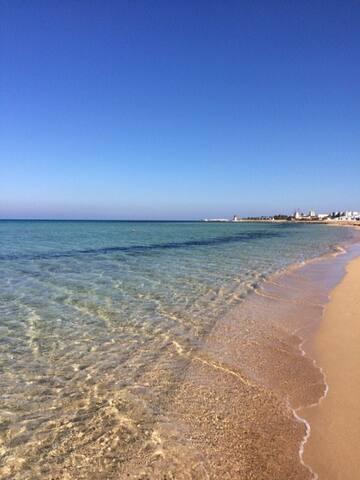 Spiaggia di  San Giuliano