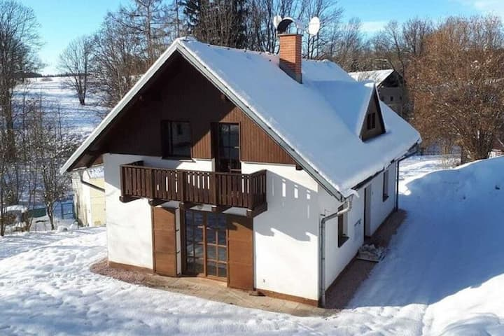 Cozy Holiday Home near Ski Area in Javorník