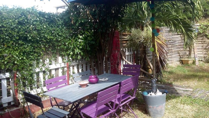 Villa 5mn de la plage Pointe Faula - Le Vauclin - Ev