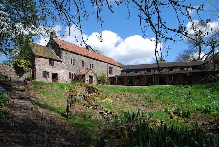 Swallet Farm - Somerset - Casa