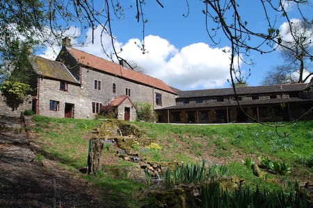 Swallet Farm - Somerset - Maison