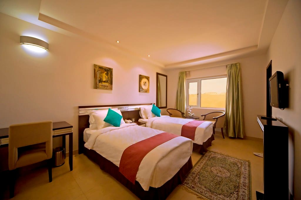 Muscat dunes apartment hotel appartements avec services for Hotel avec appartement