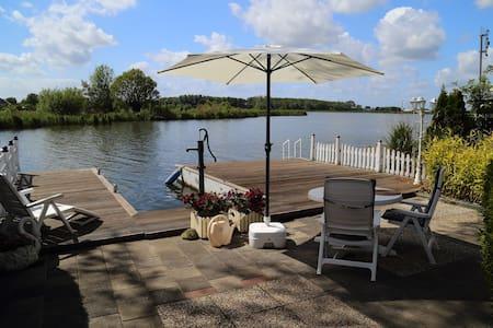 Ijsselmeer - Traumblick auf's Wasser - Wervershoof - Kabin