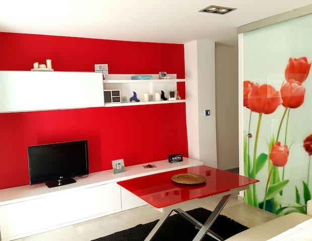 Precioso apartamento con terraza - Huétor Vega - Apartmen