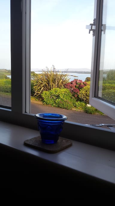 Wild Atlantic fresh air in your bedroom.