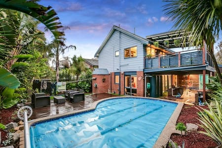 private peninsula home - Frankston South