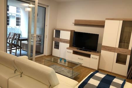 Modern apartment close to main train station