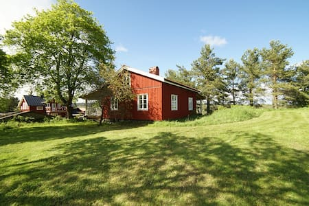 Charming old bakery house near Sundsvall City