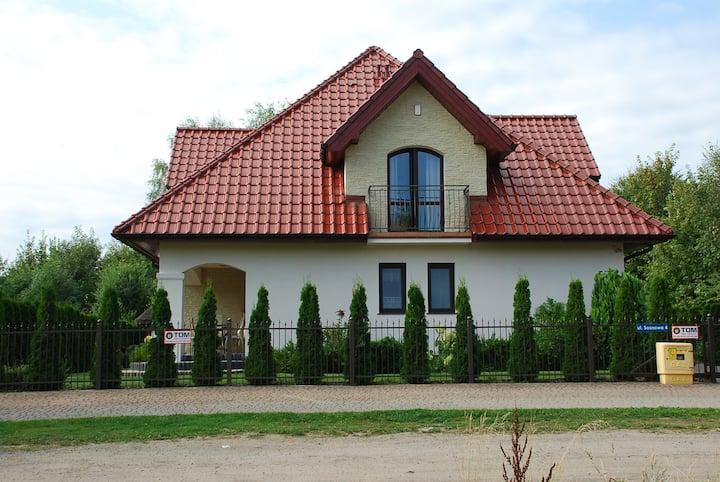 Piękny dom w Rewalu, blisko morza!