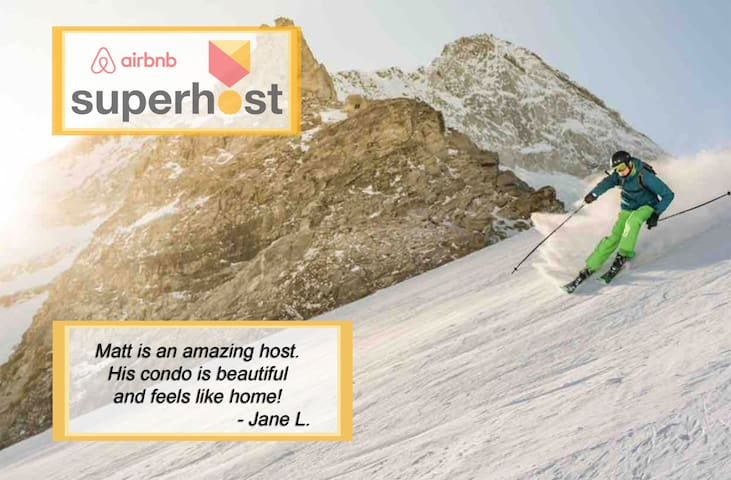 LUXURY SLOPESIDE ASPEN-SNOWMASS CONDO (SKI-IN/OUT)