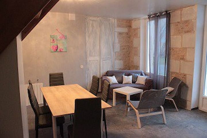 gites des lilas - Saint-Georges-lès-Baillargeaux - Apartemen
