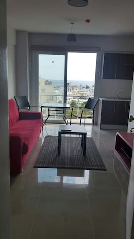 New luxury flat with sea view - Girne - Lägenhet