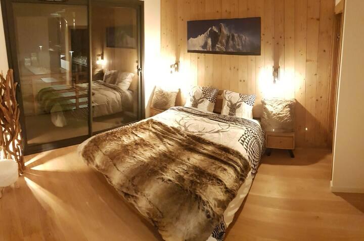 Résidence 5* & Spa, La Cordée, Appartement 214