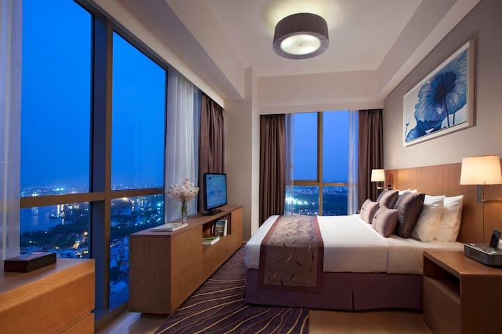 Somerset Vista Ho Chi Minh City, 3 Bdrm Premier