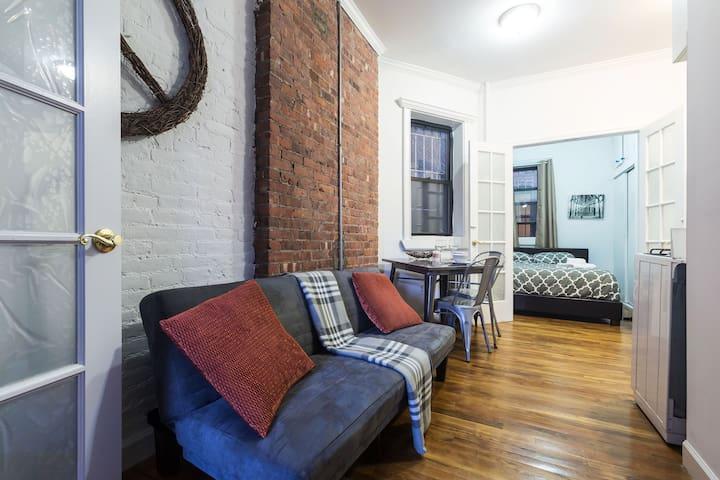 Beautiful cozy LES apartment!