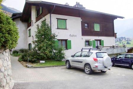 Familienfreundlich, nähe Bahnhof & Ski-Gebiet - Klosters Dorf