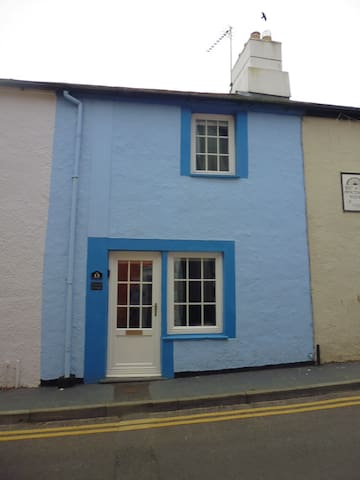 Miners Cottage in Aberdovey (Terraced)