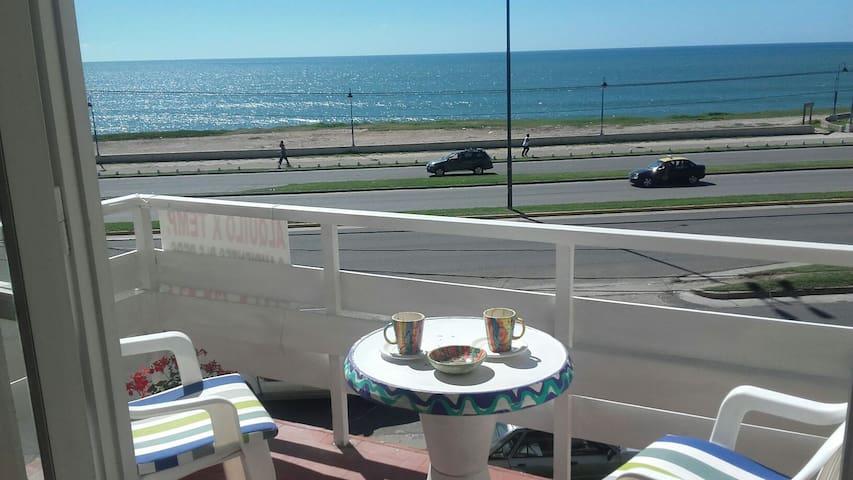 2 amb MAR DEl PLATA Argentina  Nice - Mar del Plata - Lägenhet