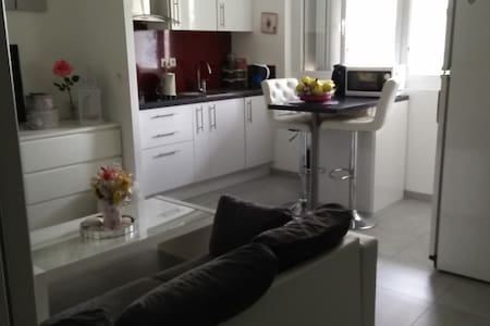 Modern flat near Paris & Vincennes catle and wood - Vincennes - Apartment