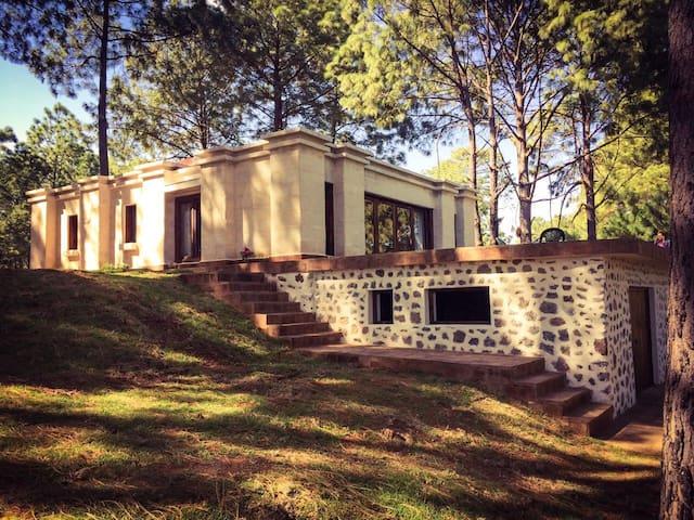"""Cabaña Suite """"Loft"""" en Mazamitla"""