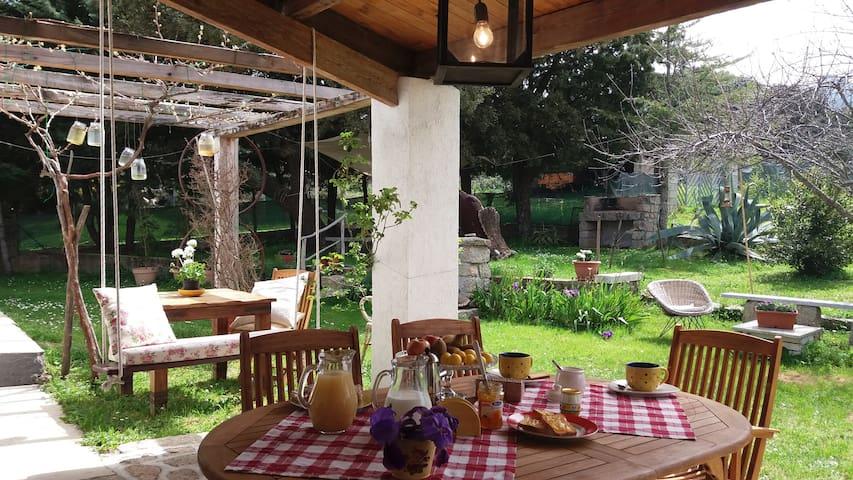 I Sugheri,casa in campagna con piscina! - Calangianus - Casa de vacances