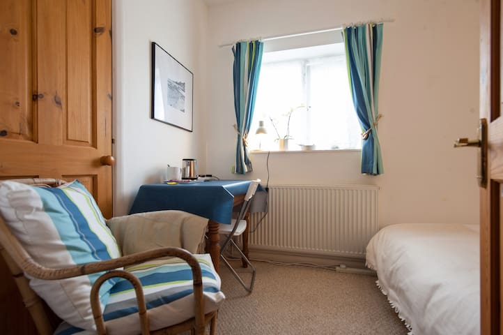 Quiet room near Rothley village centre