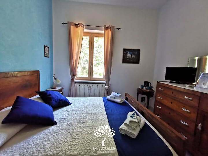 CAMELIA Room - La Suscella Bed & Breakfast