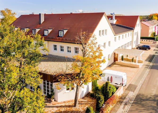 Landgasthof Hotel Gentner - Einzelzimmer Superior