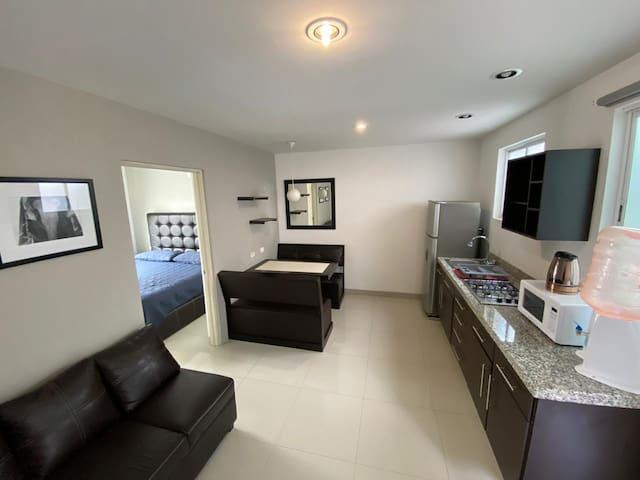 Departamento amueblado Zona Norte,  Room 2
