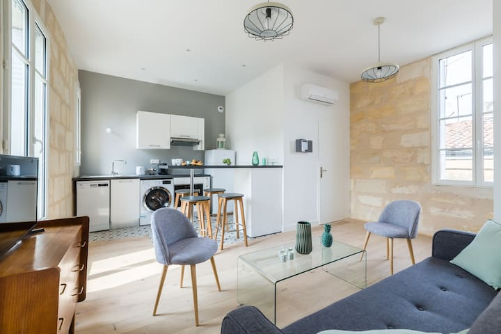 Superb apartment modern and calm