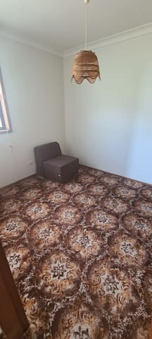 3rd bedroom fold out bed