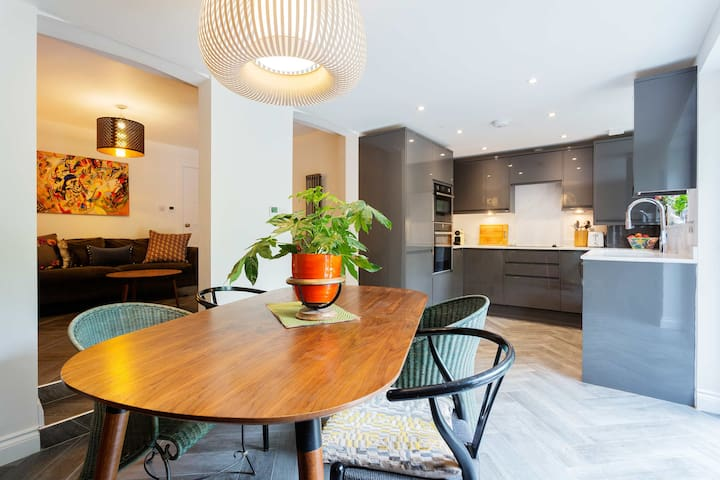 Attractive Contemporary 2BR in Crouch End (Veeve)