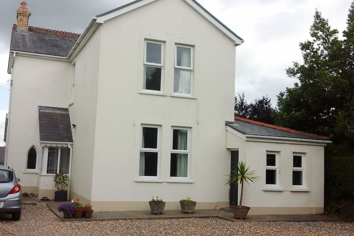 Stay at a former  Manse in Narberth