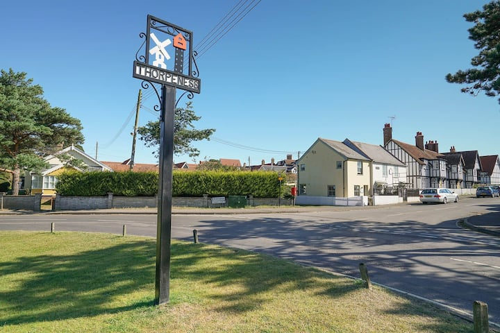 1 South Cottages, Thorpeness