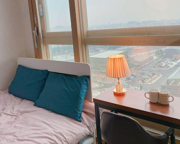 배곧, 뷰가 좋은 예쁜 집♥,배곧중심상가, 인천공항30분거리