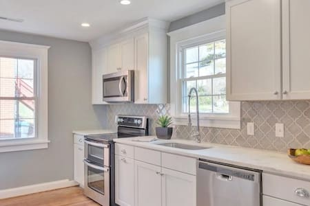 Walk dt from newly renovated home on large lot