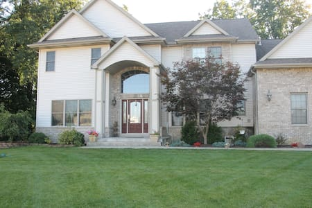 Private Home 15 Minutes Away from Notre Dame
