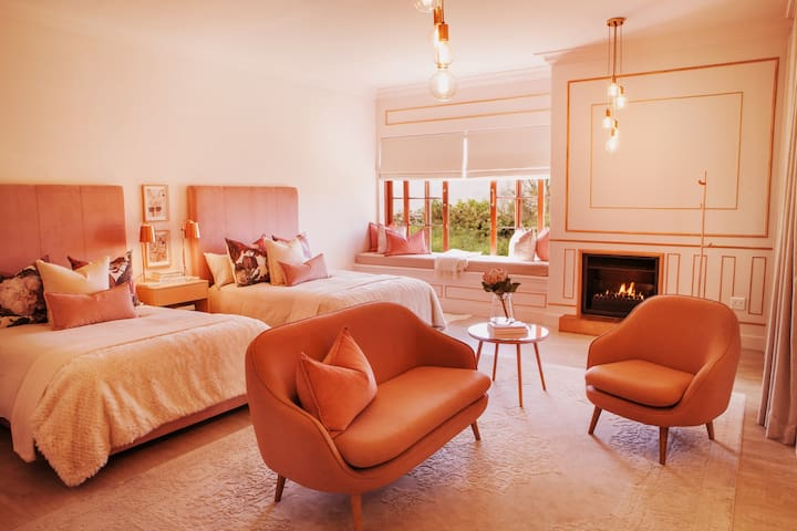 Blush Studio is an unmistakable ode to femininity  the perfect destination for a girls' weekend.