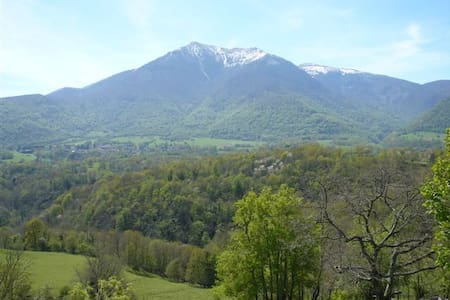 Plein sud face à la montagne - Haute-Garonne