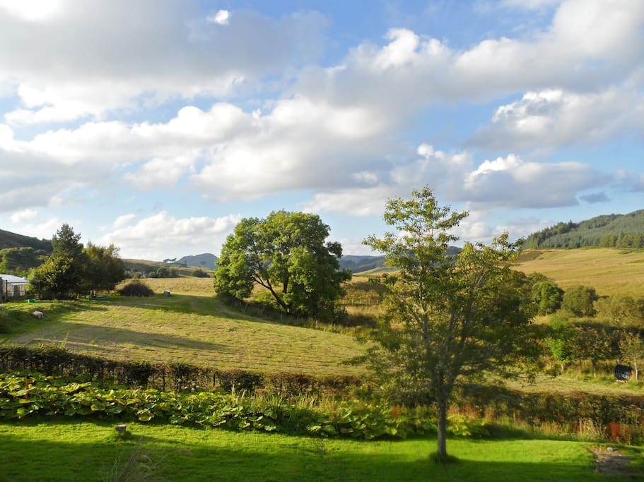 scenic countryside cottage  fiadh  cottages for rent in