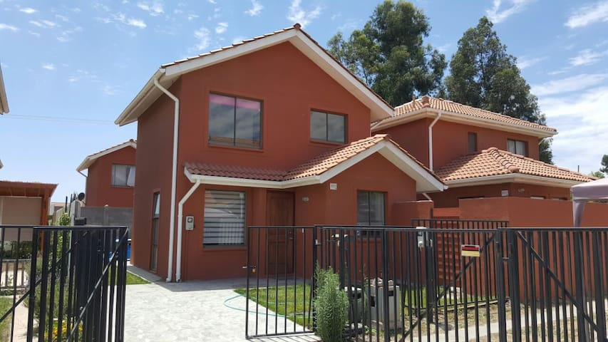 House with family atmosphere - Santiago - Talo
