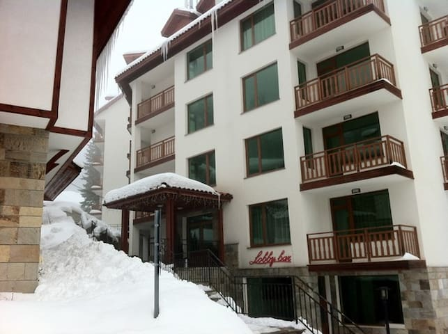 Cosy Studio Apartment in Pamporovo Village - Pamporovo - Daire