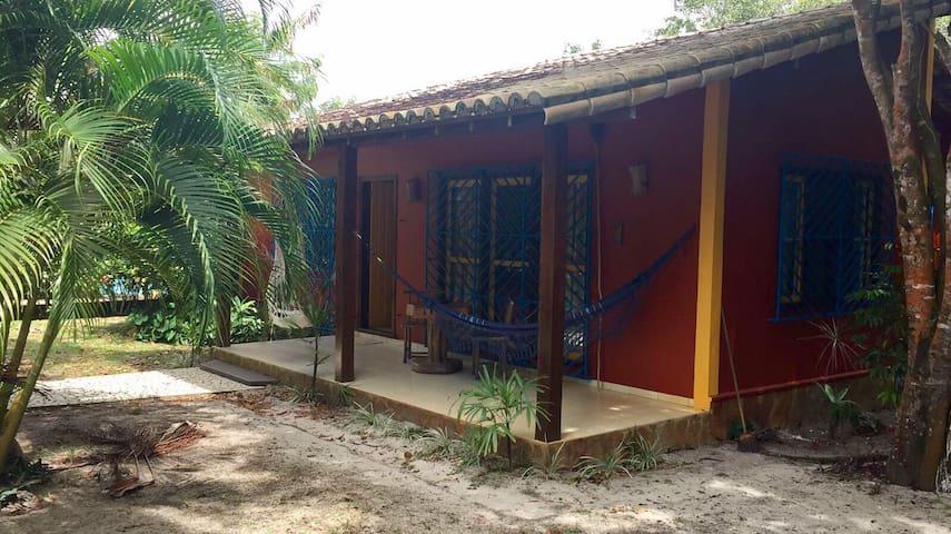 Casa na Vila de Santo Andre, Bahia. Beach house