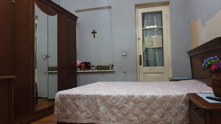 Прасторная квартира в Батуми