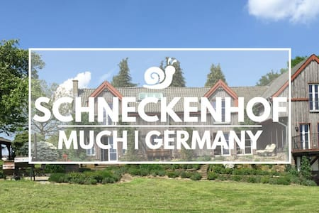 ★ Schneckenhof Etage ★ Much, Germany - Bed & Breakfast