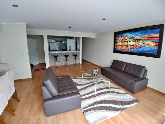 Very nice apartment in San Borja Entire Apartment
